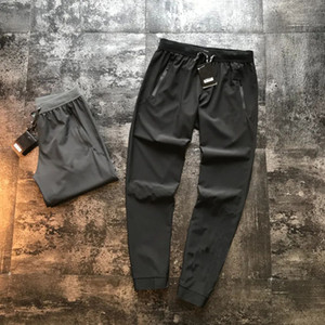 Wholesale pants resale online - 2021 United States sports joggers designer luxury pants mens trousers spring travel Energetic high quality cotton tooling running trousers