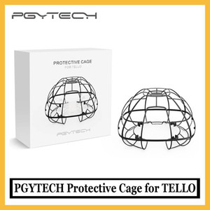 Wholesale tello drones for sale - Group buy Original PGYTECH Tello Spherical Protective Cage Propeller Guard for DJI Tello Drone Light Full Protection Protector Accessories