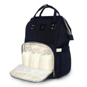 Wholesale designer brand travel bags for sale - Group buy Backpacks Nappy Diaper Bag Designer Handbags Brand Maternity Bags Baby Outdoor Nursing Changing Bag Travel Fashion Backpack Tote CCE3684