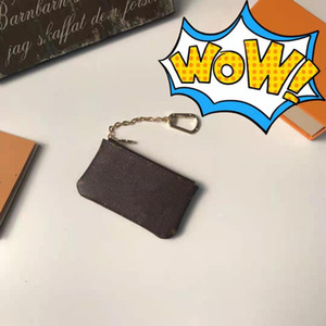 2020 France style coin pouch men women lady leather coin purse key wallet mini wallet serial number box dust bag