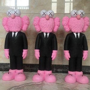 4 styles 4FT 1.3.M Mand kaws Original fake Large decoration Giannamt orent kaws action figures PVC Action FiguresFast shipping