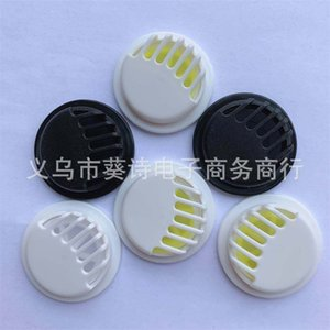 Wholesale one way valve resale online - Mask Breathing Valve For DIY Mask Accessories Homemaking One Way Exhaust Mask Valves Black And White Free DHL K2