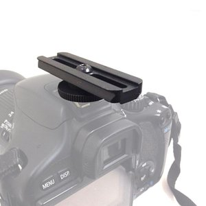 Wholesale camera photographs for sale - Group buy Aluminum mm rail Mount fit red dot sight scope Hot Shoe Adapter for C anon for DSLR Camera Bird Photograph hunting1