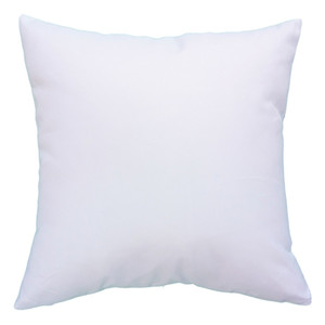 Wholesale pillows resale online - Sublimation Blank Pillowcase Heat Transfer Printing Pillow Covers OEM Cushion Mix Size cm cm Without Insert Polyester Pillow Cushion A12
