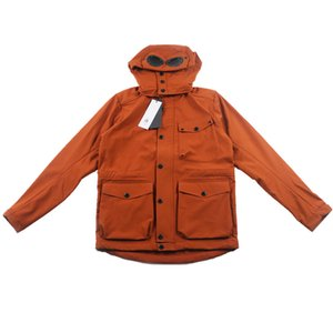 Wholesale cans for sale - Group buy topstoney spring and autumn loose Plush and thicken top mens jacket coat Glasses hat The hat can be removed Soft shell coat