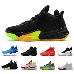 Wholesale china sale basketball shoes resale online - Hot sale zoom BB Nxt Proto react mens basketball shoes China Rawthentic red Black Dangerous men trainers outdoor sports sneakers