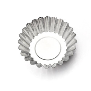 Wholesale cupcake pans resale online - Egg Tart Baking Mold Cupcake Muffin Cake Mould Baking Mold Tart Pans Party Bakery DIY EWD2710