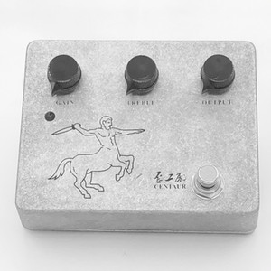 NEW Golden Horse Professional KLON Overdrive Guitar Effect Pedal Ture Bypass