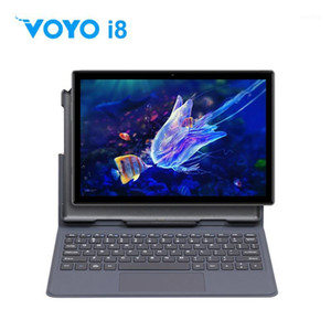 Wholesale keyboard tablets resale online - VOYO i8 inch Tablet Android Duad core Processor SIM G Wifi Tablets PC in1 with keyboard GB RAM GB SSD1