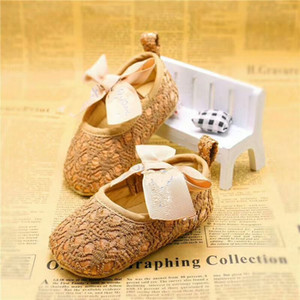 new style flowers princess soft sole shoes baby girl shoes infant toddler first walker shoes
