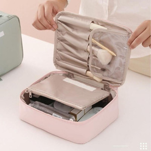 Wholesale bag for toiletries resale online - Women Cosmetic Bag Outdoor Portable Korean Makeup Bag for Beauty Girl Toiletries Organize Female Storage Make up Case Waterproof1