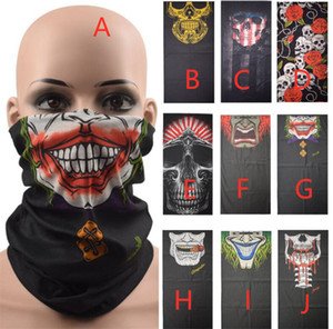 DHL,Fedex,TNT, UPS Outdoor Cycling Magic scarf Seamless Face Masks Tube Neck Headscarves Sport Bandanas Headband Print Bandanas