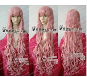 perruque luka achat en gros de-news_sitemap_homeVocaloid Luka Long Long Rose Curly Perruque cm Long Long Cosplay Perruques