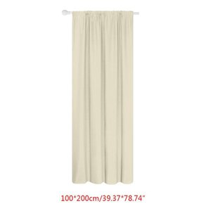 Wholesale room darkening curtains resale online - Linen Curtains Room Darkening Light Blocking Thermal Insulated Heavy Weight Text A
