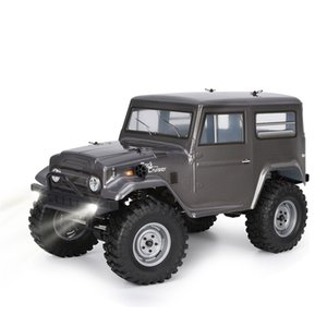 rc rock crawlers оптовых-RGT RC Автомобиль WD Off Road Truck Rock Crawler RTR Rock Cruiser RC V2 x4 Водонепроницаемый хобби RC Crawlers