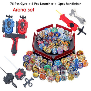 Wholesale beyblade toys arena for sale - Group buy All rocket Arena lids Launcher Beyblade GT go hood blades burst high performance combat toys X0102
