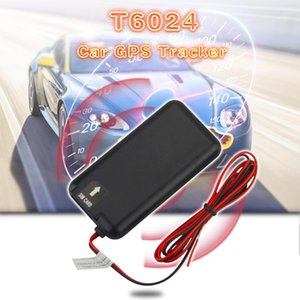 Wholesale gprs antenna resale online - T6024 Micro GPS Tracking Device Real time Mini GPS Device Motorcycle Tracker Vehicle System GPS GPRS and Antenna Locator
