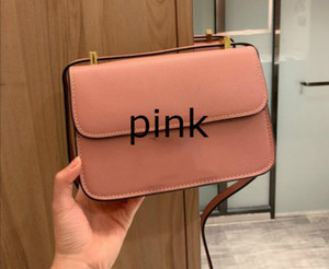 arriba h al por mayor-Disponibles Fast Ship Top Quality H Words Constance Designer Bolso Bolso Bolso de cuero genuino Hombro Hombro Crossbody Bolsa Bolsa de Compras