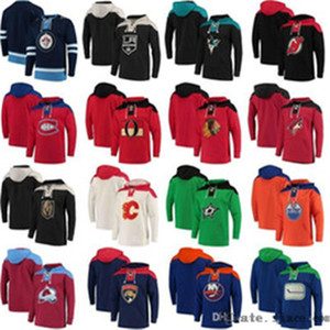 Wholesale toronto maple leafs jersey hoodie resale online - 2018 New Style Hoodies Jersey Vegas Golden Knights Chicago Blackhawks Edmonton Oilers Montreal Canadiens Toronto Maple Leafs Hockey Jerseys