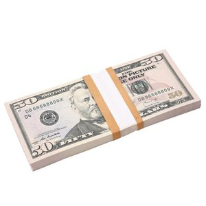 Wholesale copying paper for sale - Group buy US Dollar Realistic Pretend Money Paper Dollar Bills Copy Bank notes Prop Money pack