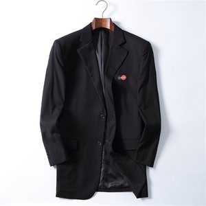 Classic BB Letter Designer Men's Casual Blazers #002 Europe Paris Autumn winter Luxury Streetwear Coat Fashion business suit