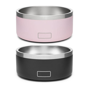 Boomer Dog Bowl 32 oz Stainless Steel Tumblers Double Wall Vacuum Insulated Large Capacity 32oz Pets Supplies Mugs
