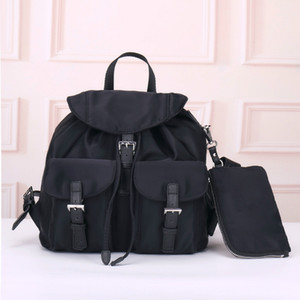 Wholesale fashion canvas backpack for women fashion back pack for men shoulder bag handbag classic backpack messenger bag parachute fabric