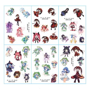 Wholesale azur lane for sale - Group buy Comic Techo Anime Creatieve Diy Sticker Stuk Azur Lane Datum Een Live Mijn Hero Academia Bungo Zwerfhonden Demon Slayer Arknights AWJ0