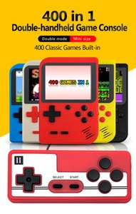 Wholesale music box for boys resale online - video game Consoles mini Retro Game Built in in Handheld Games Players for games box in boy toys retroid pocket Q0104