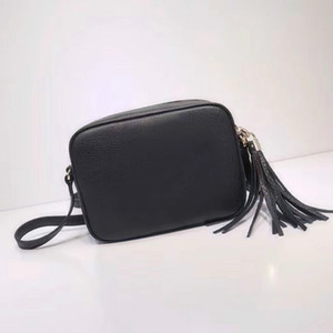 Wholesale Genuine Leather Camera Bag Tasse Women Purse Fashion Shoulder Bag Cowhide Handbag Presbyopic Purse Evening Bag Messenger Women