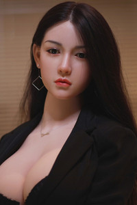 Wholesale real japan sex doll for sale - Group buy ACSMSI cm cm Not inflatable full silicone Metal skeleton TPE silicone sex doll super real japan sexy lady love doll