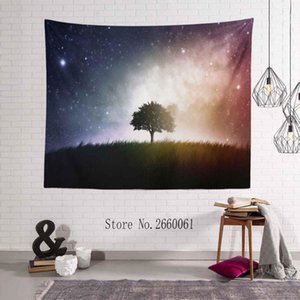 Wholesale designer space for sale - Group buy NEW Planet With Rings In Deep Space Tapestry Hanging Cloth Tablecloth Picnic Mat Outdoor Wall Art Home Decoration Shawl TAA4641