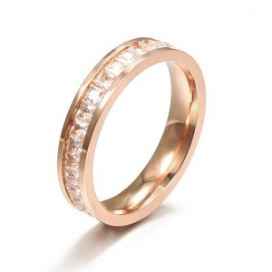 Wholesale nice women gold rings for sale - Group buy Silver Crystal Stone Gold Design Women Ring Fashion Finger Ring Jewelry Nice Gift WMR1051