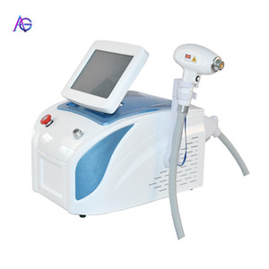 Wholesale types diodes resale online - New diode laser body hair removal machine body facial hair removal all skin types permanent hair removal machine for salon