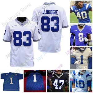 jay ajayi  venda por atacado-Middle Tennessee State Football Jersey NCAA Jay Ajayi perseguição Cunningham Chaton Mobley Frank Camponês McDonald Gilchrist Windham