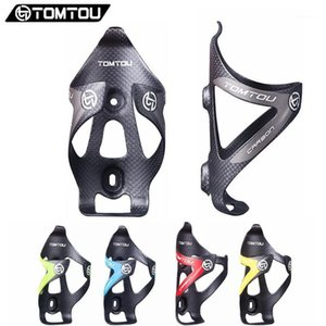porte-bidon carbone bleu achat en gros de-news_sitemap_homeTomTou Full k Carbon Bottle Cages Bicyclettes Bouteille de bouteille Cage Super Light G Jaune Vert Vert Bleu Gray1