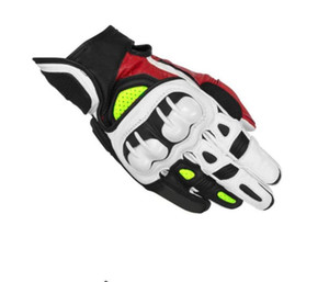 MOTO Star Racing Riding Gloves Locomotive Gloves Carbon Fiber Leather Outdoor Moss Knight Shatter-resistant Gloves