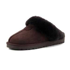 Wholesale snow boots men for sale - Group buy HOT SALE Classic WGG Warm Cotton slippers Men And Womens slippers Short Boots Women s Boots Snow Boots Cotton Slippers