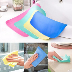 Wholesale car washes for sale - Group buy 1 New Arrival Magic Car Washing Wipe Towel Cloth Absorber Synthetic Chamois Leather