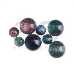 New Arrivals Dichro Glass Terp Pearls 14mm 22mm Glass Pearls Insert Suit For Terp Slurper Quartz Banger Quartz Nails