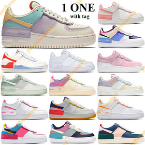 Wholesale basketball team for sale - Group buy 2021 One Basketball Shoes shadow Men Women Trainers pale ivory summit white team orange Coral Pink sport Sneakers with tag EUR