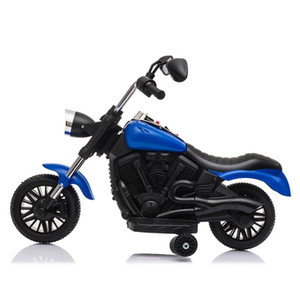 Wholesale toys ride ons resale online - Kids Electric Ride On Motorcycle With Training Wheels V Best Gift for Boys US Warehouse Dropshipping in Stock