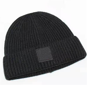 Wholesale black beanies for sale - Group buy Warm Beanie Man Woman Skull Caps Fall Winter Breathable Fitted Bucket Hat Cap Good Quality