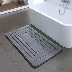Wholesale high quality bath rugs for sale - Group buy High Quality Bath Mat Bathroom Bedroom Non slip Mats Foam Rug Shower Carpet for Bathroom Kitchen Bedroom x60cm