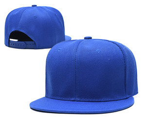 2020 NEW Wholesale Polychromatic Blank Baseball caps gorras gorro toca toucas bone aba reta rap Snapback Hats