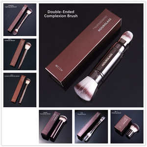 Hourglass Makeup Brushes Powder Blush Eyeshadow Blending Smudge FINISHING Eyeliner Cosmetics Blender Tools Brushes 1 2 3 4 5 7 8 10 11