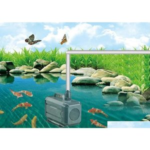 Wholesale ponds pumps for sale - Group buy Sunsun Hqb w l h Multi function Aquarium Submersible Pump And Amphibious Curtain Pond Water Fount qylJdi bde_luck