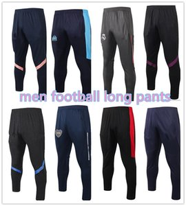mens football long pants 2021 high quality adult soccer pants chandal futbol Sweatpants jogging 2020 2021soccer club trousers S-XXL