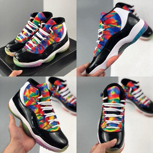 ingrosso scarpe da basket da uomo-Autentico s Scarpe da basket Amanti Sport Rainbow Outdoor Men s and Women s Match Work
