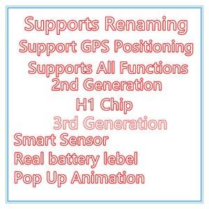 GPS Rename AP2 AP3 Wireless Bluetooth Earbuds Chip Wireless Charging Case Optical In-Ear Detection Pods PK Air 3 Pro 2 gen 3 gen earphone